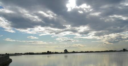 La lagune près de Cavallino